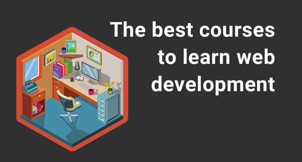 The best courses to learn web development