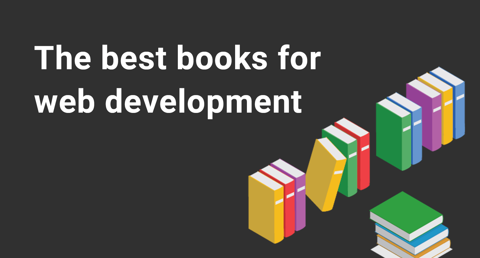 The best books for web development beginners [2019] - Coder